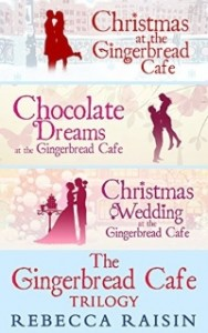 Gingerbread Cafe Trilogy